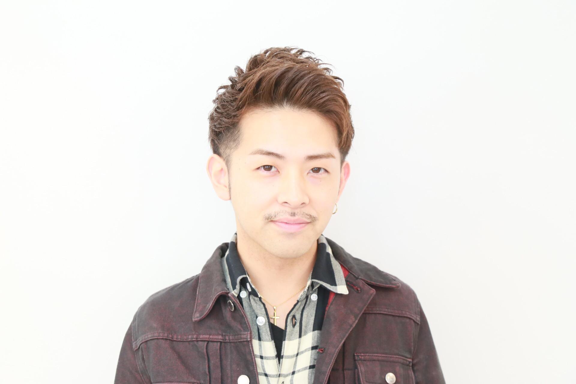 日立市美容室 ヘアサロン maru. マル スタイリスト 秋山